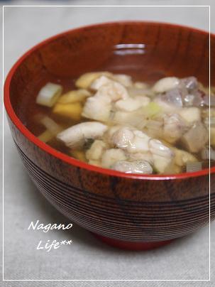 Nagano Life**-ぶりつみれ