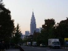 男40代サラリーマン日記-新宿を望む