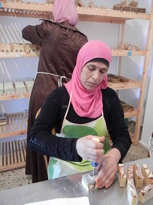 NICCO@パレスチナ