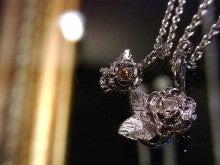 バラの指輪 バラのペンダント バラのピアス