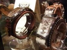 個性的な腕時計 アンドミート