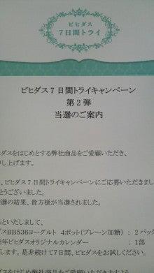riricoの徒然日記-ビヒダス1