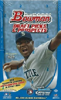nash69のMLBトレーディングカード開封結果と野球観戦報告-2011-Bowman-DP
