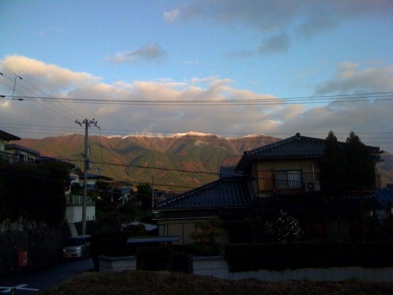 おまけ道@琵琶湖畔で実家生活♪ポテチンっ♪-20111126