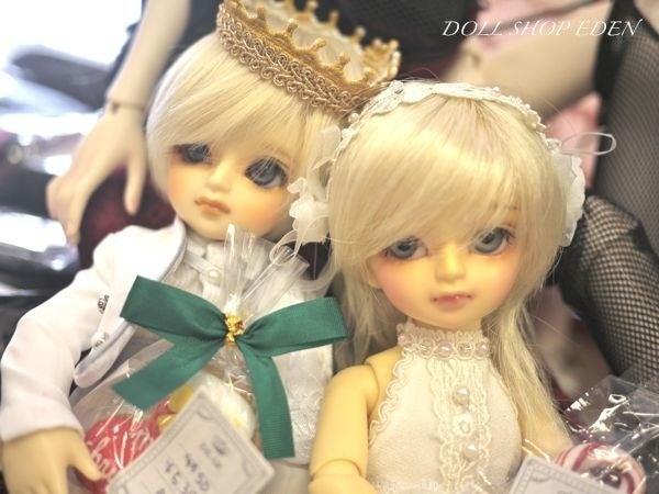 $DOLL SHOP EDEN / 球体関節人形 衣装販売店