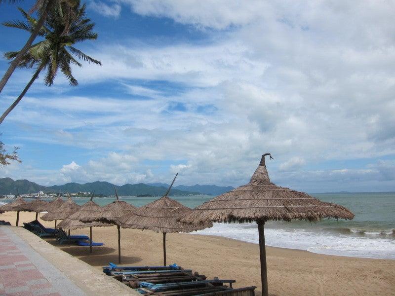 東南アジア - 旅ブログ-ニャチャン・ビーチ