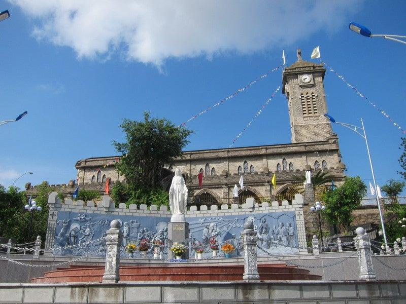 東南アジア - 旅ブログ-ニャチャン大聖堂