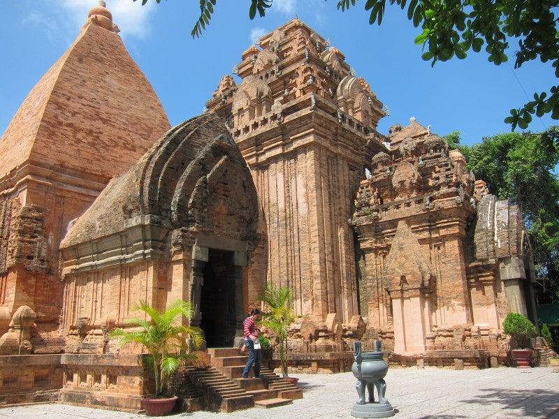 東南アジア - 旅ブログ-ポー・ナガル塔