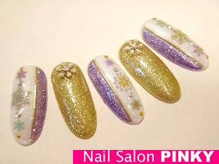PINKY's nailog-ノルディックネイル