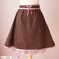 【How Sweet*】可憐でキュートな姫甘系SHOP Creation Diary☆-Chocolat Loop*_pink-200