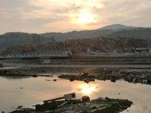 田辺かずきのブログ-被災地南三陸2