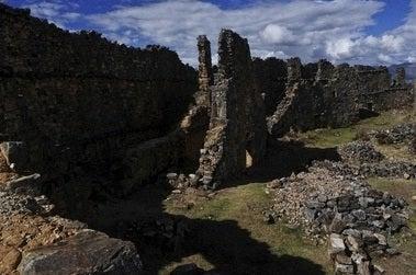 パンデモニウムペルーの謎のプレ・インカ遺跡群、「マルカワマチュコ」