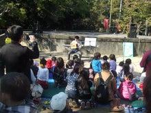 イクメンファミリーのココロを元気にする☆-森の遊園地で絵本ライブ