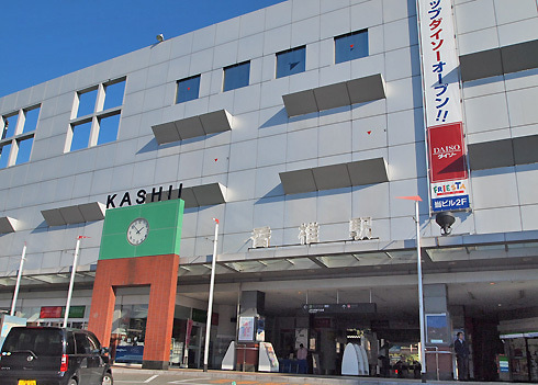 福岡でグルメを満喫♪-JR香椎駅