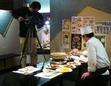 ゆーつーな日々。 -味覚飯店U2のブログ--日南テレビ あぶりカツオ餃子鍋