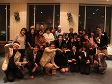 Hirokiの、麻布十番ヨルカフェ/バー ナラコンテンポラリー!!