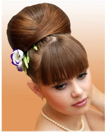 【パーフェクトウェディング宣言!】-ウェディングヘアスタイルアイデア