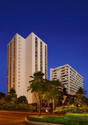 ハワイ食べ歩き(アメリカ帰りAYAKAのうらしまたろう日記)-Hyatt Place Waikiki Beach