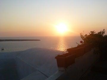 夕陽がはじまる