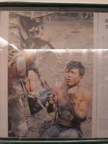 東南アジア - 旅ブログ-戦争証跡博物館4