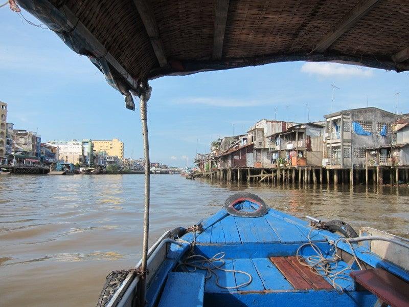 東南アジア - 旅ブログ-メコンデルタ