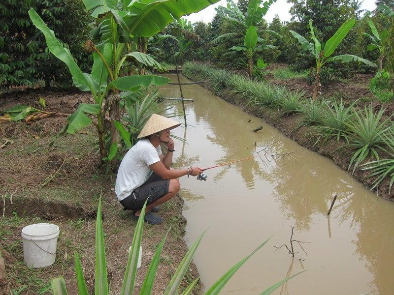 東南アジア - 旅ブログ-釣り