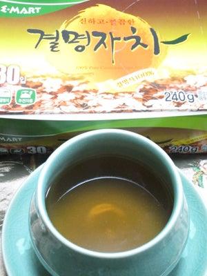 韓国料理研究家・ほんだともみのコリアンワールド-ハブ茶