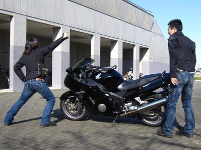 ワイフすなこ。とY氏旦那のバイクルマライフ-2011120301