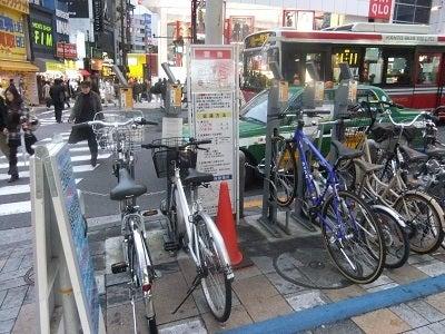 自転車の 自転車 新宿 : 新宿駅周辺自転車置場情報 ...
