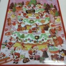 クリスマスカレンダー…