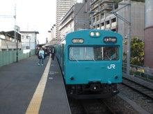 $Road to SAROMAN BLUE-和田岬線電車