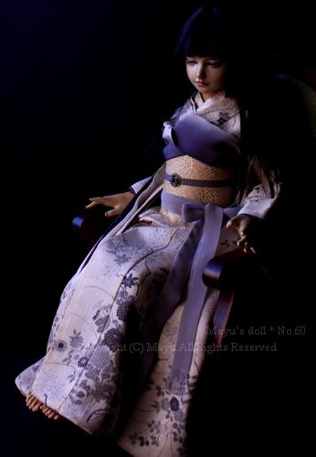 Mayu's doll No-60 「六花(ゆき)」