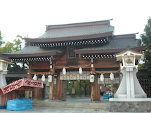 Road to SAROMAN BLUE-湊川神社