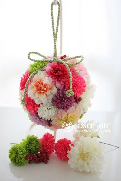 ロザブロ  ウェディングフラワー&ギフトフラワー-rosarium