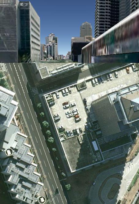 街や交通網の盛衰を記録する....警「美」報 告 書 ☆彡   ▼CAMMIYA-北与野グーグルマップ