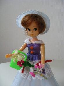想い出のリカちゃんのお部屋-青い妖精2