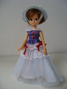 想い出のリカちゃんのお部屋-青い妖精1
