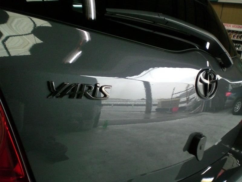 京都の女職人が書く車のブログ☆★-YARIS