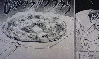まんが栄養素-銀の匙 Silver Spoon 2巻