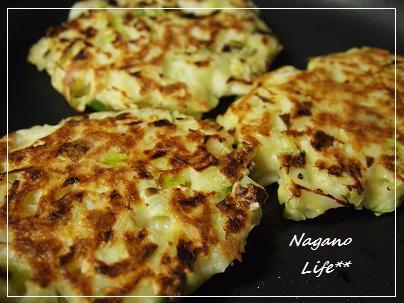 Nagano Life**-お好み焼き