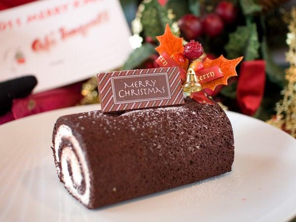 The magazine カフェフーケ&アッチャカーナ-クリスマスチョコロール