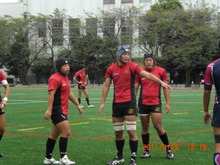 $SUNDAI RUGBY MANAGER BLOG-酒井さん