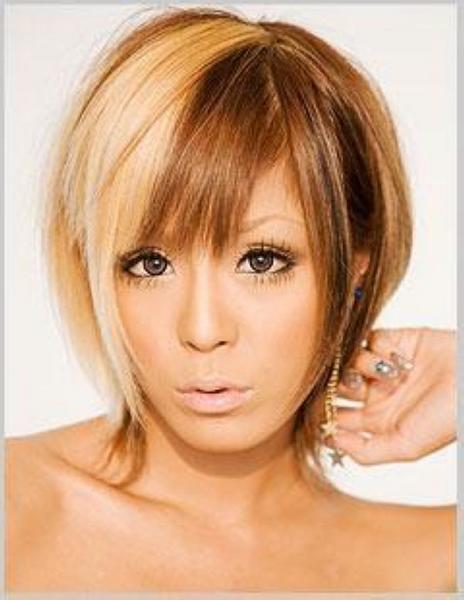 最新のヘアスタイル 髪型 ウルフ ロング  マッシュウルフ 髪型|大森 .