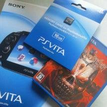 PS Vita をゲ…