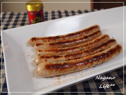 Nagano Life**-匠ソーセージ