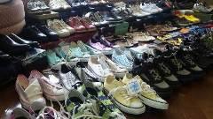 $セバゴ デッキシューズ ブラウンのブログ-男の靴