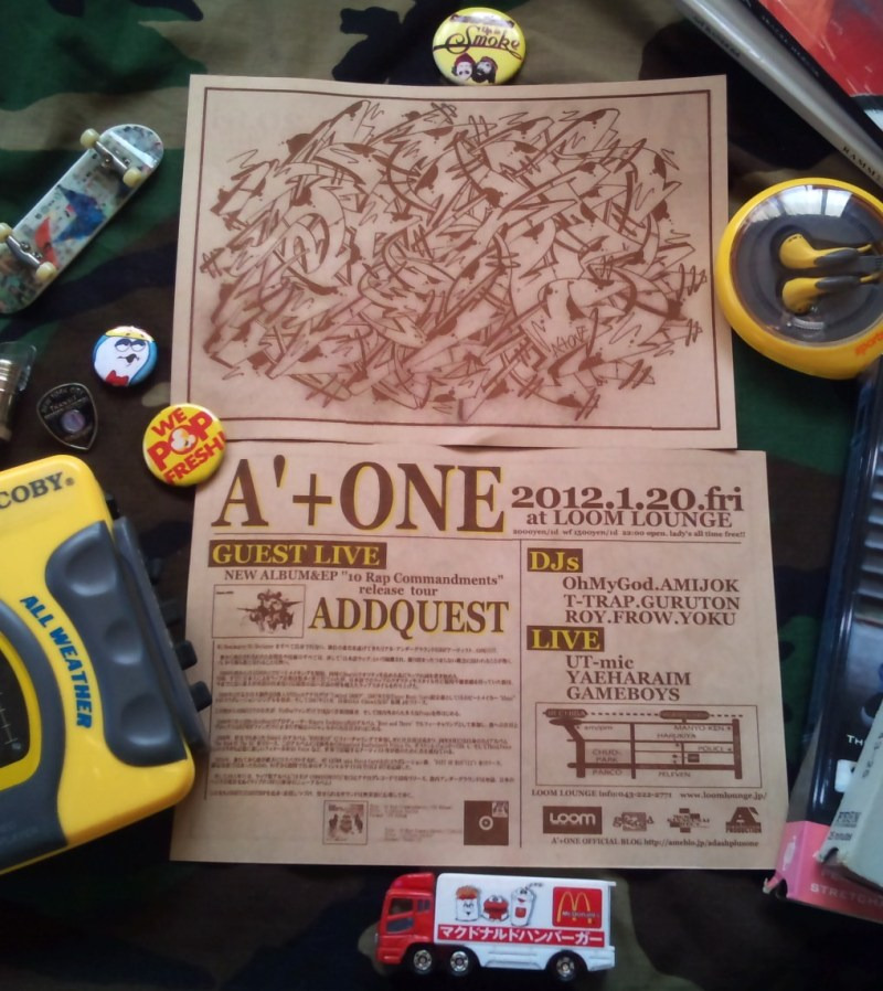 A'+ONE  [a dash plus one]  Official Blog