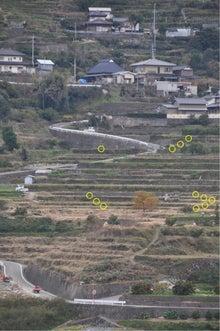 chu98xpのブログ-レンゲ播種棚田全景1