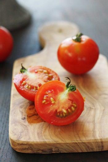夏のトマト♪