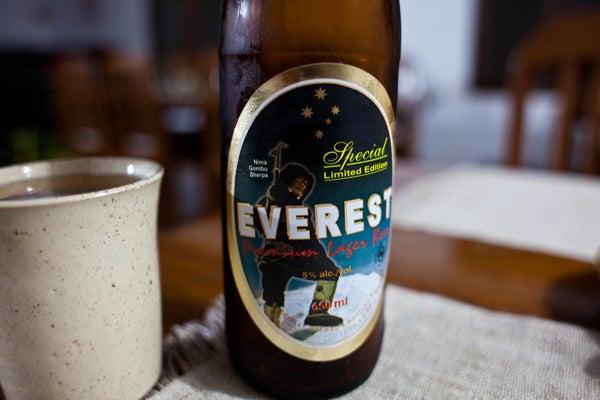 ベンガル猫のひめちゃん-ヒマラヤビール